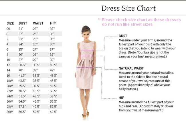 Dessy Strapless Chiffon Knee Length Dress