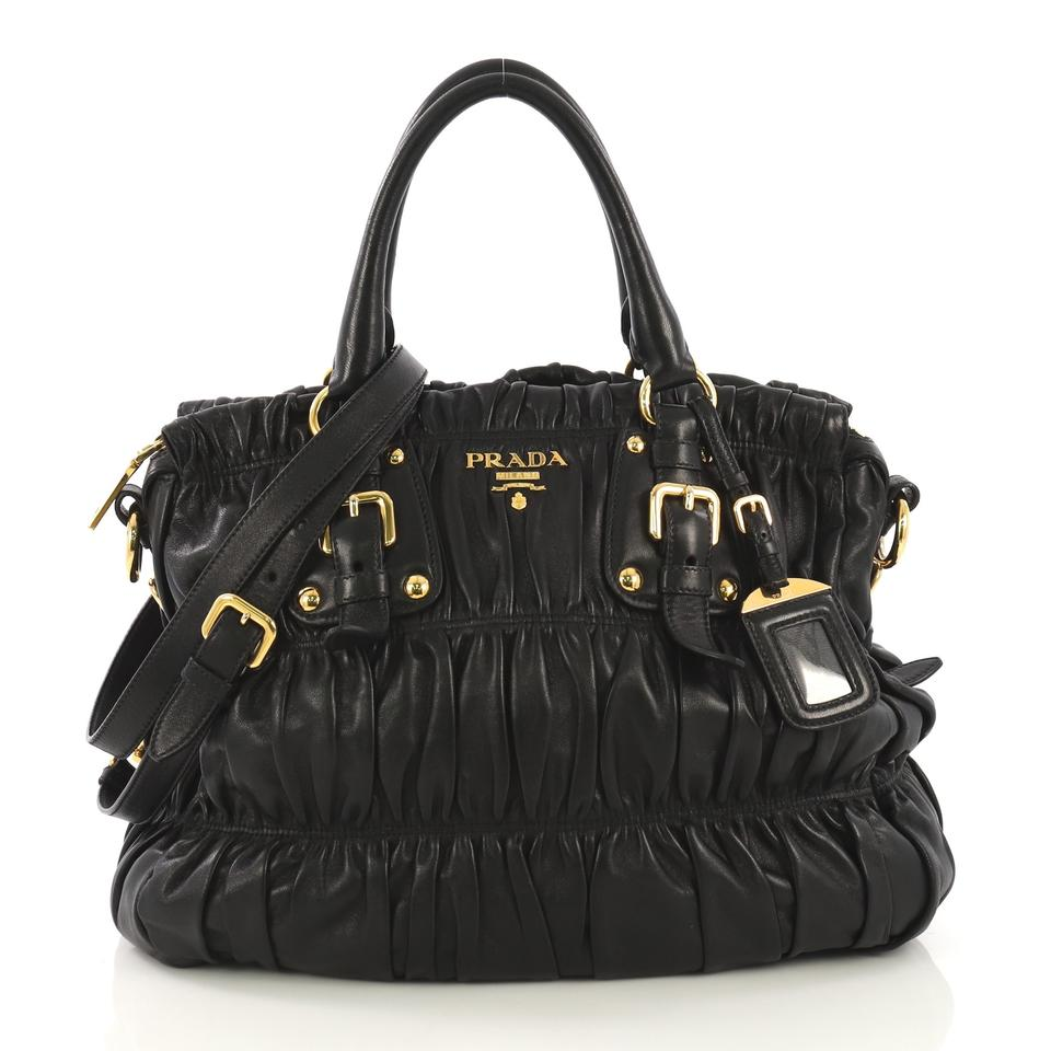53b313fcd9c8 Prada Gaufre Collection - Up to 70% off at Tradesy