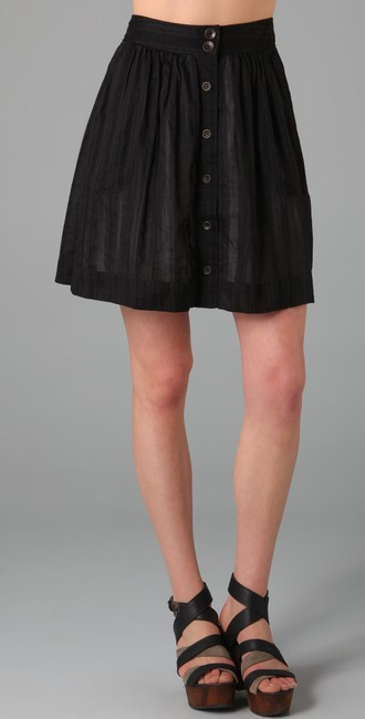 Rag & Bone Skirt black Image 1