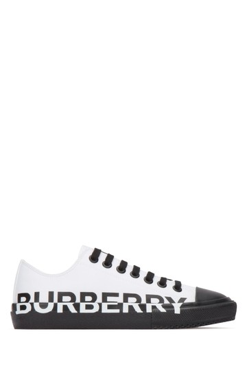 Preload https://img-static.tradesy.com/item/25373833/burberry-black-and-white-cotton-sneakers-sneakers-size-eu-385-approx-us-85-regular-m-b-0-0-540-540.jpg