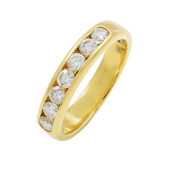 Gavriel's Jewelry Channel Set Solid Gold Round Diamond Wedding Anniversary Band Ring Image 5