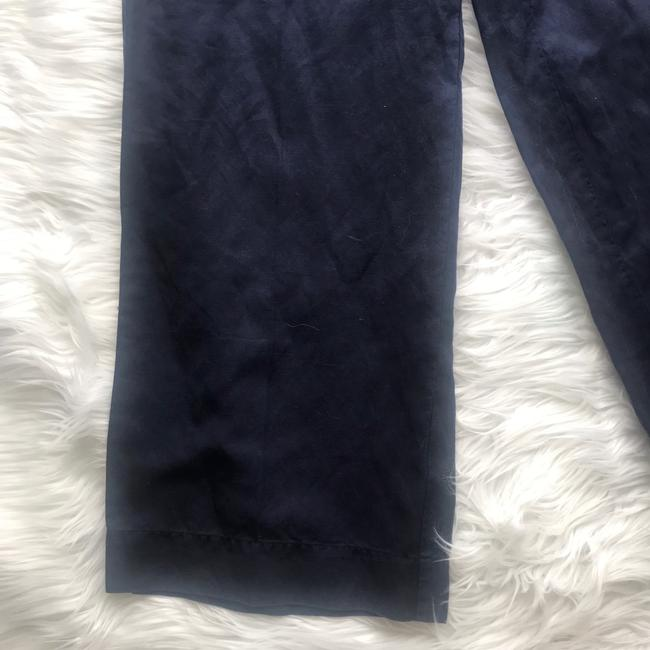 Eileen Fisher Wide Leg Pants Blue Image 2
