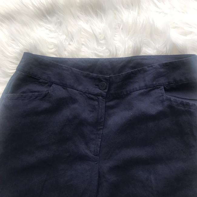 Eileen Fisher Wide Leg Pants Blue Image 4