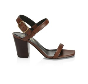 Saint Laurent Brown Sandals