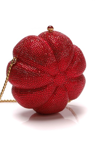 Judith Leiber Red Clutch Image 3
