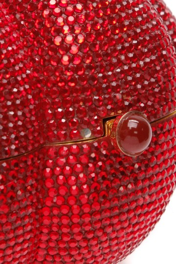 Judith Leiber Red Clutch Image 6
