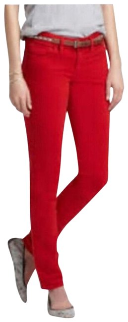 Item - Red Pilcro Stet Straight Leg Jeans Size 32 (8, M)