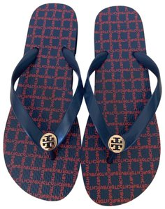 Tory Burch Miller Fleming Multi Sandals