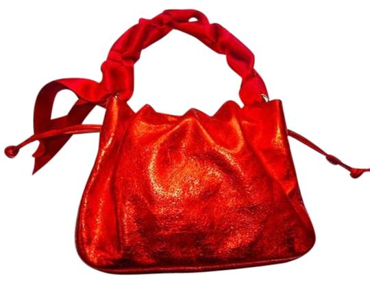 Preload https://img-static.tradesy.com/item/25374300/kate-spade-metallic-minnie-plie-evening-red-leathers-tote-0-1-540-540.jpg