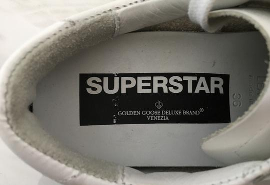 Golden Goose Deluxe Brand Superstar Ggdb Low-top Star White Athletic Image 10