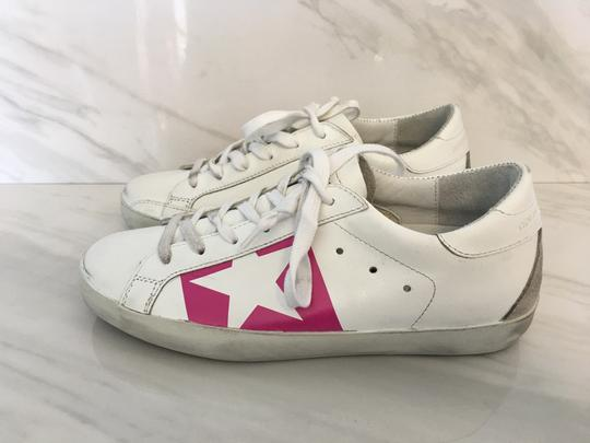 Golden Goose Deluxe Brand Superstar Ggdb Low-top Star White Athletic Image 3