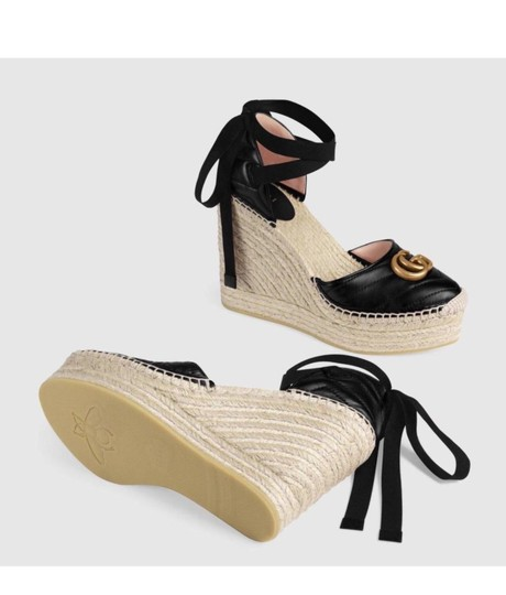 Gucci Wedges Image 3