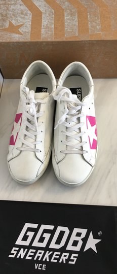 Golden Goose Deluxe Brand Superstar Ggdb Low-top Star White Athletic Image 1
