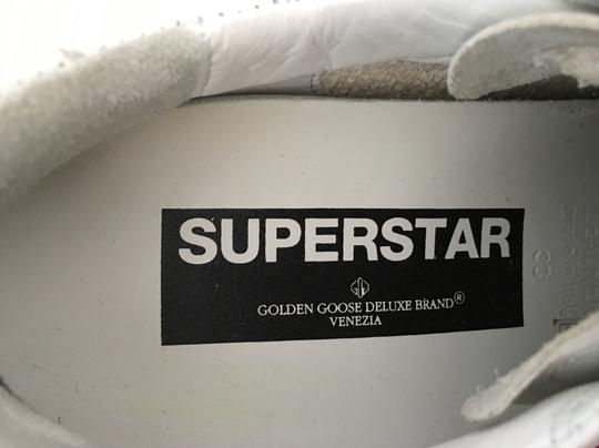 Golden Goose Deluxe Brand Superstar Ggdb Low-top Star White Athletic Image 11