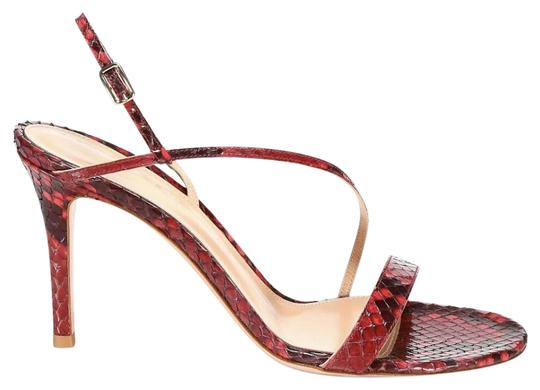 Preload https://img-static.tradesy.com/item/25374375/gianvito-rossi-tabasco-red-python-leather-slingback-5-sandals-size-eu-35-approx-us-5-regular-m-b-0-1-540-540.jpg