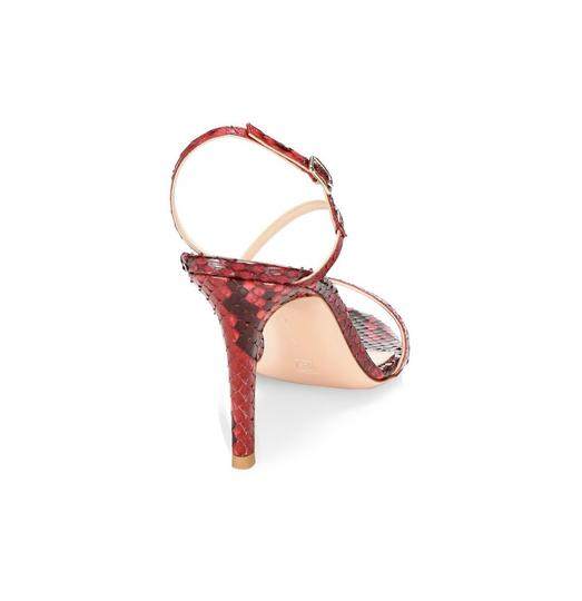 Gianvito Rossi Tabasco Red Sandals Image 3