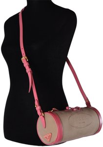 Prada Handbag Camera Purse Cross Body Bag