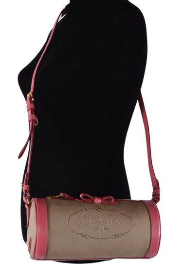 Prada Handbag Camera Purse Cross Body Bag Image 4