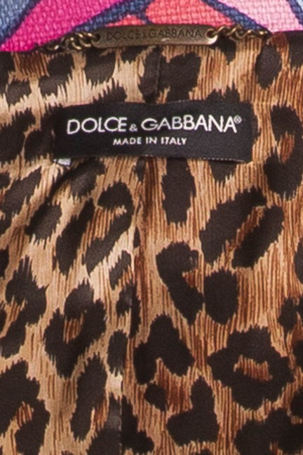 Dolce&Gabbana Vintage Summer Classic Trench Coat Image 4