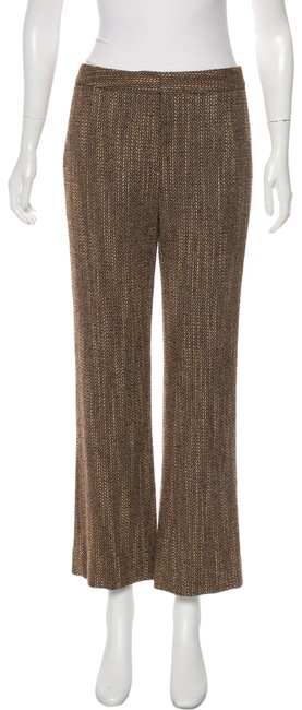 Preload https://img-static.tradesy.com/item/25374424/lafayette-148-new-york-brown-tan-beige-tweed-cropped-pants-size-8-m-29-30-0-1-650-650.jpg