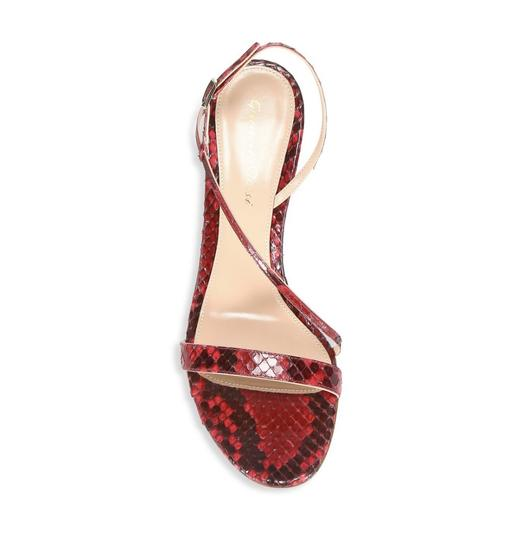 Gianvito Rossi Tabasco Red Sandals Image 2