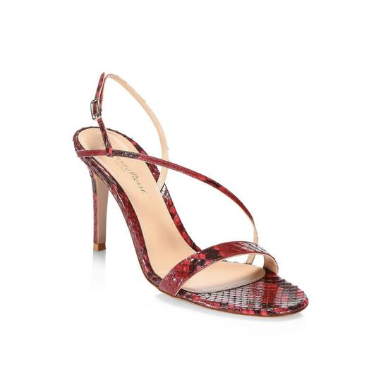 Gianvito Rossi Tabasco Red Sandals Image 1