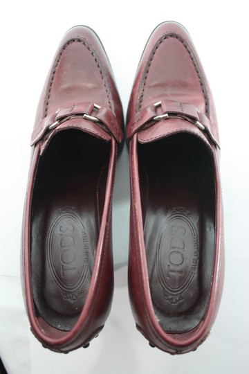 Tod's Red Pumps Image 1