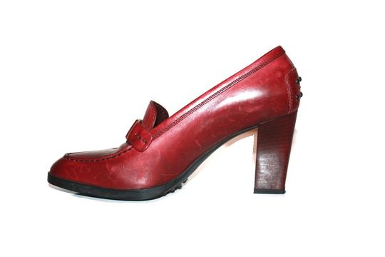 Tod's Red Pumps Image 2