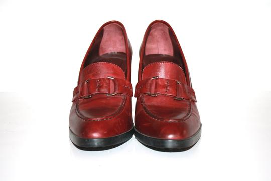 Tod's Red Pumps Image 3