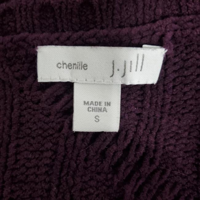 J. Jill Chenille Cable Knit Sweater Image 4
