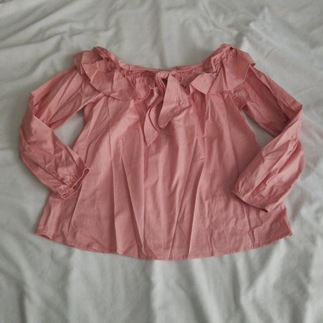 Preload https://item1.tradesy.com/images/timing-blush-blouse-size-6-s-25374660-0-0.jpg?width=400&height=650