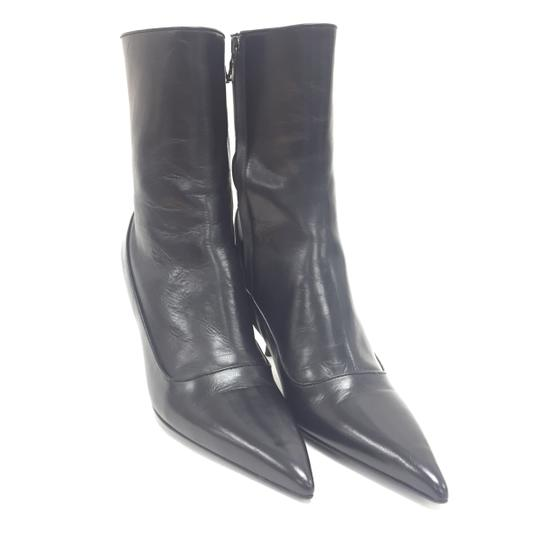 Preload https://img-static.tradesy.com/item/25374689/prada-black-leather-zip-up-ankle-bootsbooties-size-eu-40-approx-us-10-regular-m-b-0-0-540-540.jpg