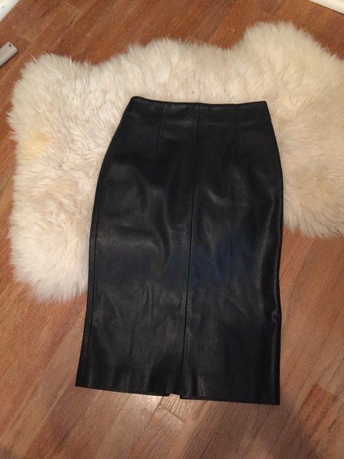 Zara Skirt Black Image 7