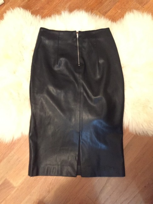 Zara Skirt Black Image 8