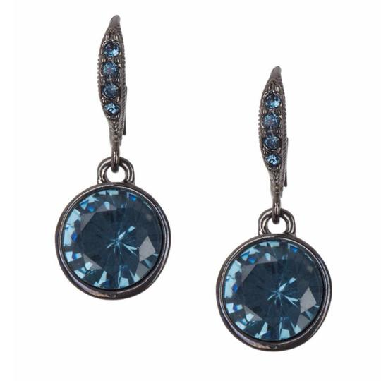 Preload https://img-static.tradesy.com/item/25374770/givenchy-blue-round-drop-earrings-0-1-540-540.jpg