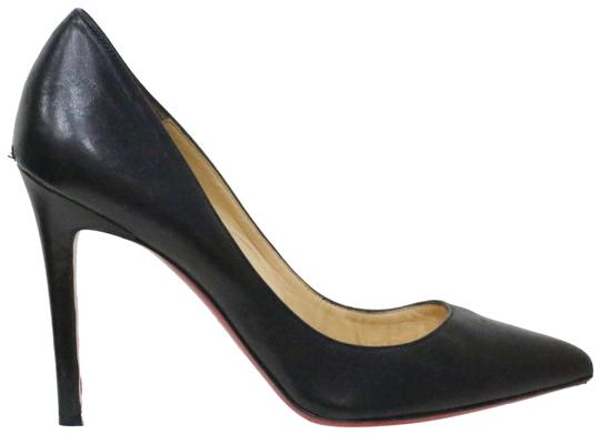Preload https://img-static.tradesy.com/item/25374797/christian-louboutin-black-pigalle-100-leather-pumps-size-eu-37-approx-us-7-regular-m-b-0-1-540-540.jpg