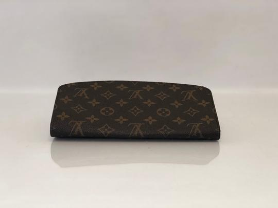 Louis Vuitton Rabat Pochette Rabat 23 Monogram Pouch Brown Clutch Image 5