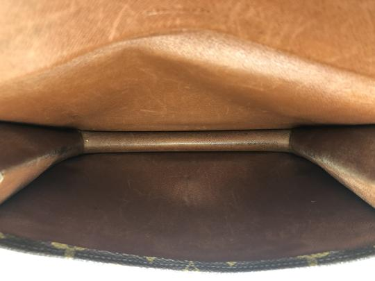 Louis Vuitton Rabat Pochette Rabat 23 Monogram Pouch Brown Clutch Image 9