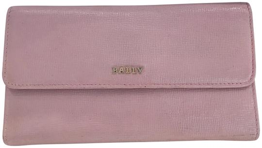 Bally Pink Saffiano wallet Image 0