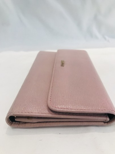 Bally Pink Saffiano wallet Image 1