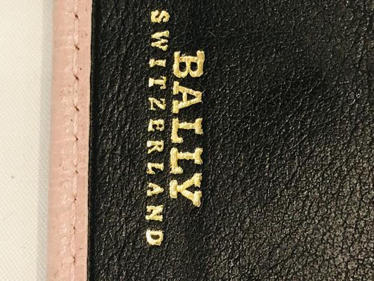 Bally Pink Saffiano wallet Image 11