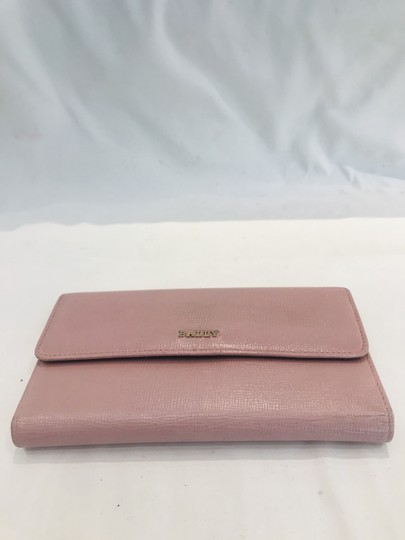 Bally Pink Saffiano wallet Image 2