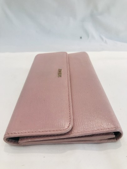 Bally Pink Saffiano wallet Image 3