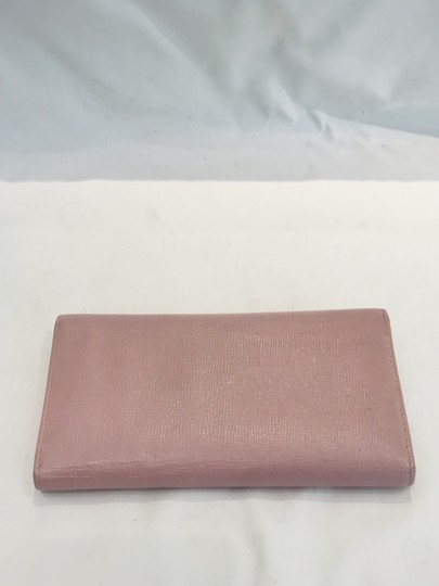 Bally Pink Saffiano wallet Image 4