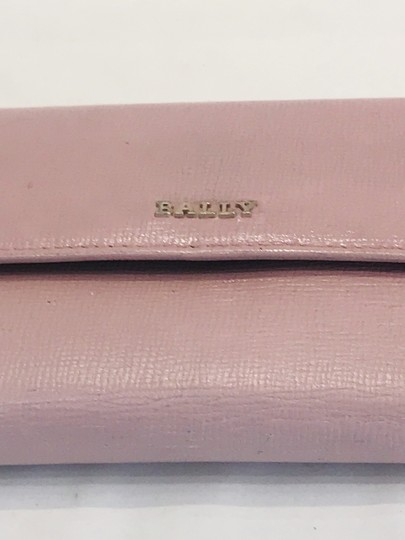 Bally Pink Saffiano wallet Image 5