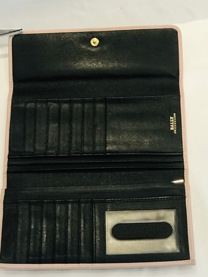 Bally Pink Saffiano wallet Image 6
