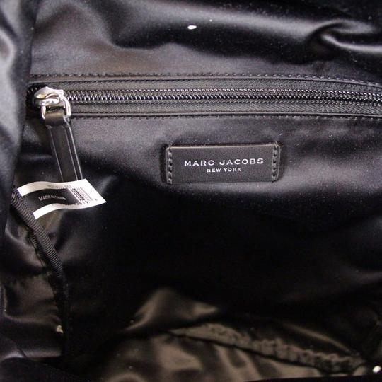 Marc Jacobs Love Print Canvas Backpack Image 10