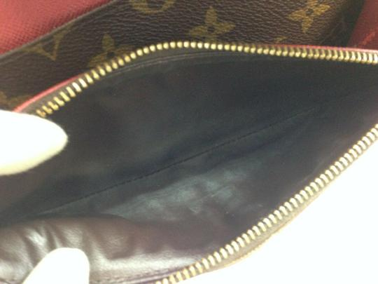 Louis Vuitton Wallet Wallets Portefeuille Emilie Monogram Brown Clutch Image 6
