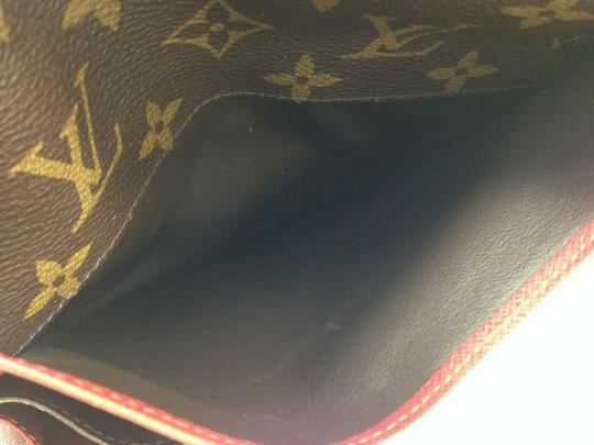 Louis Vuitton Wallet Wallets Portefeuille Emilie Monogram Brown Clutch Image 8