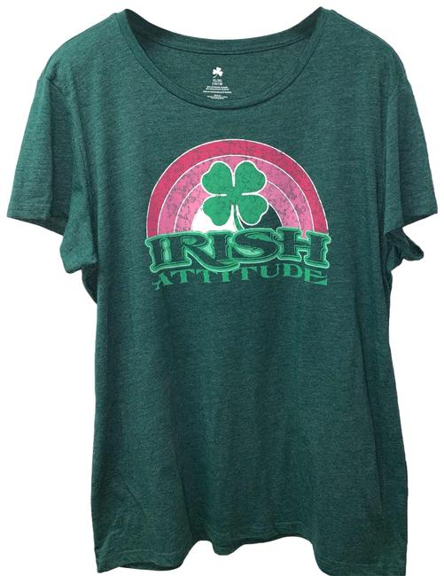 St Patrick's Day T Shirt green Image 0